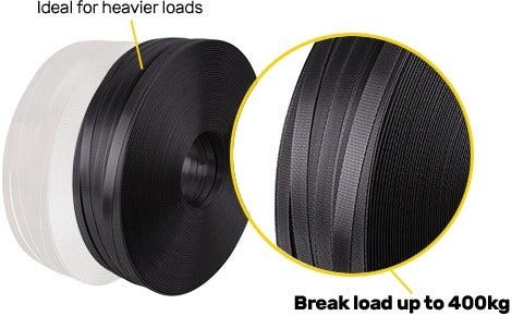 Heavy Band Polypropylene Strapping